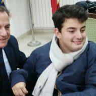 Sport e disabilità, il giornalista Dario Ricciardi diventa collaboratore del sindaco Ascione
