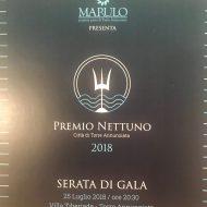 Premio Nettuno Torre Annunziata Mercoledì 25 Luglio ore 20:30 Villa Tiberiade