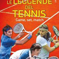 """Presentazione libro """" Le leggende del tennis"""" di Angelo Mangiante"""